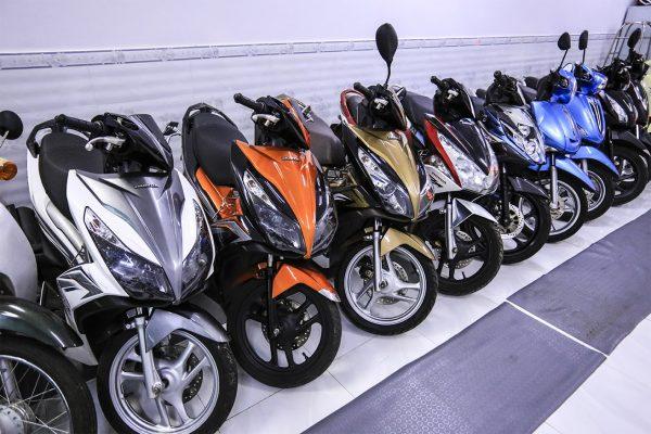 Cho thuê xe máy tại flc quy nhơn uy tín
