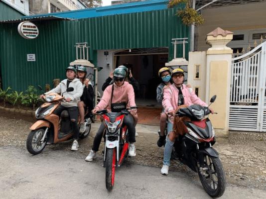FLC Quy Nhơn có cho thuê xe máy không